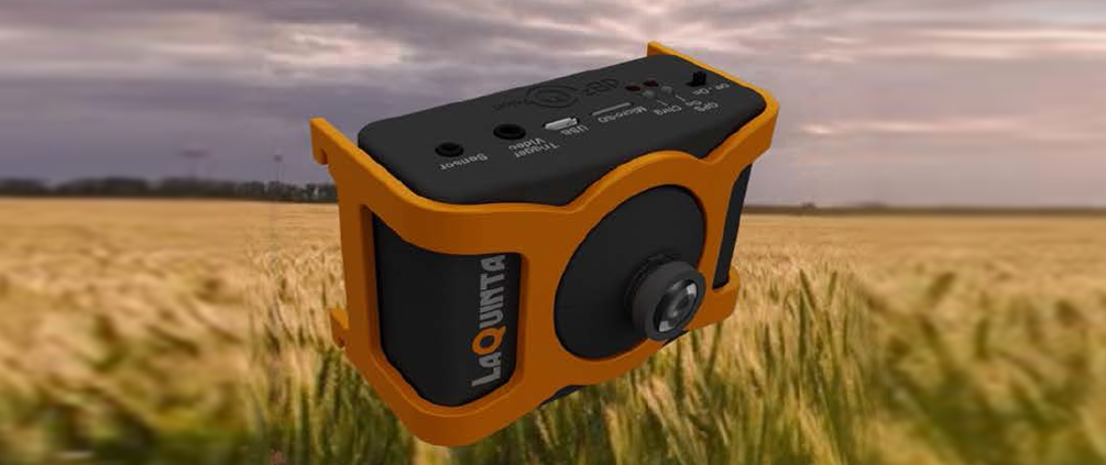 LaQuinta - Multispectral UAV and ground vehicle camera.